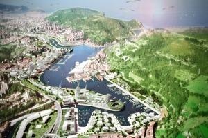 Bahia de Pasaia, San Sebastian/E, Erneuerung des Hafenviertels in der Bucht von Pasaia, 2009 bis heute<br />
