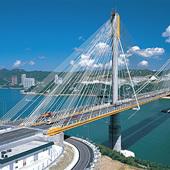 Ting-Kau-Brücke, Hongkong, Schlaich, Bergermann + Partner