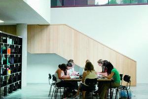 Studieren am Bauhaus Weimar: Universitätsbibliothek, Steubenstraße 6-8