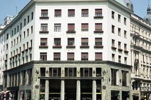 Adolf Loos: Haus am Michaelerplatz, Wien<br />