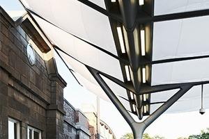 Minimierte Querschnitte, schwebende Dachtragwerke, formschöne Brücken, vorgehängte Fassaden: Stahl ist beliebt