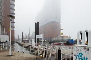 Ob im Nebel oder Sonnenschein, bei Regen oder Schnell: der Bau ist immer fotogen!