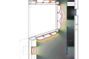 """<div class=""""10.6 Bildunterschrift"""">Tageslichteinfall im Erdgeschoss</div>"""