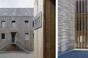 Ländllicher Wohungsbau, öffentliches Bauen ... prämierte Holzprojekte in Deutschland