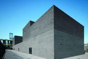"""Die Kategorie """"Nicht-Wohnbau"""" entschied das schottische Architekturbüro NORD mit dem Umspannwerk für die Olympischen Spiele 2012 in London für sich"""