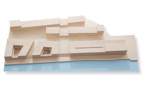 1. Platz: Schweger Associated Architects GmbH (Berlin) mit der Hager Landschafts-architektur AG (Zürich)