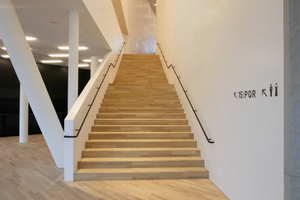 Foyerbereich