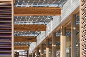 Das Plus-Energie-Haus, Marienhof in München (noch bis Mitte April zu besichtigen, Di-Sa von 11-18 Uhr, So bis 17 Uhr)