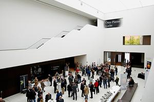 """230 Architekten trafen sich zum 18. Architektenforum im LWL-Museum in Münster unter dem Motto """"Alt und trotzdem Neu"""