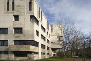 Hochschule für Musik und Theater Hannover 1970-1973 von der Landeshauptstadt Hannover, Rolf Ramcke<br /><br />