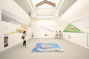 Architekturbiennale 2012: Nationpavillon in den Giardini