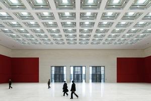 Blick in die zentrale Halle<br /><br />