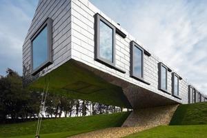 """Schöner (Miet)Wohnen in der """"Balancing Barn"""" (Architekten: MVRDV)<br />"""
