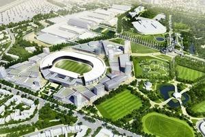 Neo Brussel/BE, Umplanung des Heysel Plateaus in einen multifunktionalen Stadtteil, 2010 bis heute<br />