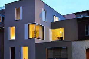 """Gewinner in der Kategorie """"Wohnen mit der Umwelt"""": Wohnhaus Papenstraße in Stralsund (Christoph Meyn Architekt)"""