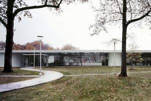 Glass Pavilion, Toledo Museum of Art, Toledo, Ohio 2006