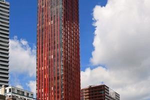 Die Rotterdamer sprechen von schwingenden Bambusstangen