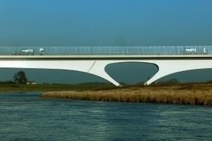 Elbebrücke Mühlberg - Dipl.-Ing. Wolfgang Eilzer