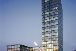 Süddeutscher Verlag, München, GKK+ Architekten, Berlin<br />