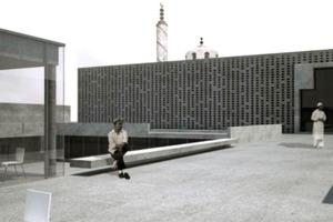 """2010: Ousoun-Andreou, Zhelyazkov """"Islamisches Zentrum in Aachen""""<br />"""