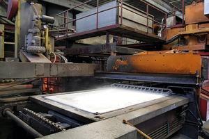 Die Produktion der Betonfertigteile erfolgte im Vakuum-Filter-Press-Verfahren
