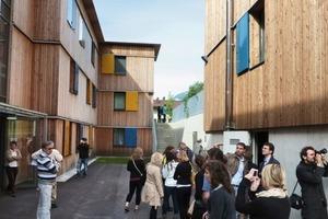 Passivhauswohnanlage in Sistrans/A - teamK2 architekten<br />