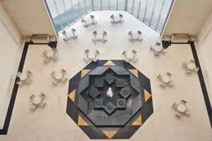 """<div class=""""5.6 Bildunterschrift"""">Geometrische Muster – Eine Besonderheit der Islamischen Baukunst</div>"""