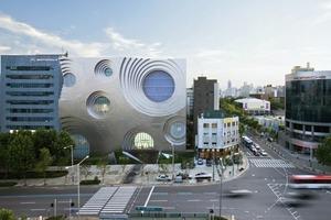 Das aufstrebende Geschäftsviertel GangNam-Gu in Seoul<br />
