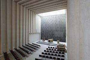 Gewinner des Deutschen Architekturpreises 2015: Immanuell Kirche, Köln