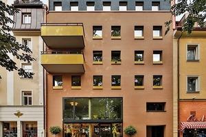 1. Preis 2014 Wohn- und Geschäftshäuser: Wohnanlage Gapstraße, Traunstein – Architekten Riedl Oestreich, Traunstein