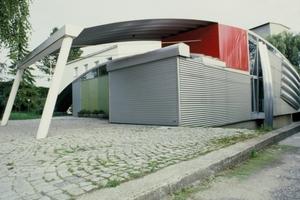 Haus Königseder, Aufstockung Arzthaus, Baumgartenberg (Österreich), 1977–1980