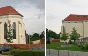"""In der Kategorie Stadtbausteine erhält das Projekt """"Luckau öffnet ein verbotenes Quartier - Umbau der ehemaligen JVA"""" einen Preis"""