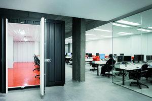 Ein hierarchieloser, transparenter Arbeitsraum