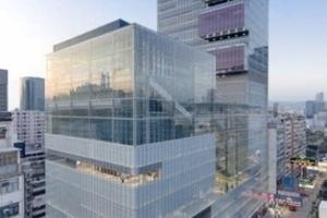iSQUARE, Hongkong, SAR  Archtekten: Rocco Design Architects Ltd.