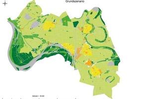Der prognostizierte Wärmebedarf in Riedstadt für 2050