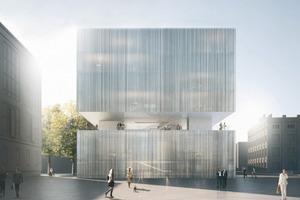 Der erstplatzierte Entwurf von Schweger Partner Architekten, Hamburg<br />
