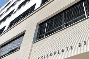 Preisträger: Geschäftsgebäude am Tassiloplatz, München