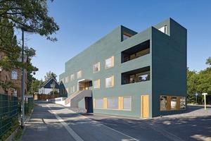 1. Preis Kategorie Wohn- und Geschäftshäuser: Wohnhaus Scharnhorststraße 32, Mainz
