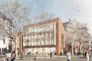 2. Preis: Christoph Mäckler Architekten, Frankfurt a. M.