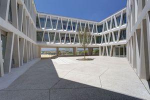 Anerkennung Deutsche Schule in Madrid/Spanien Grüntuch Ernst Architekten BDA, Berlin, Armand Grüntuch, Almut Grüntuch-Ernst