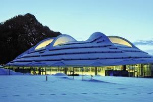 Gewinner in der Kategorie Sport: die Max Aicher Arena von Behnisch Architekten<br />