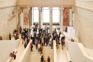Treppenhalle Neues Museum Berlin