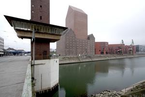 Gewinner Balthasar-Neumann-Preis 2014, zu besichtigen: Landesarchiv NRW, Duisburg Architekt: Ortner &Ortner Baukunst, Köln Bauherr: BLB NRW Fertigstellung: 01.10.2013