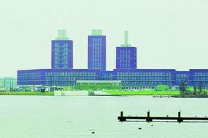 """Sieger in der Kategorie Städtebau: """"Stadtteilzentrum Ypenburg"""", Den Haag/NL.Arch.: Rapp+Rapp, Rotterdam/Berlin"""