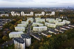 Ausgezeichnet: Siedlung Buchheimer Weg, Köln, Ersatzneubau einer 50er-Jahre Wohnsiedlung (Architekten: ASTOC Architects and Planners, Köln; Bauherren: GAG Immobilien AG, Köln)
