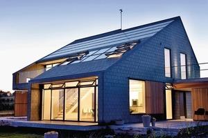 Home for Life in Aarhus/Dänemark wurde wie alle anderen Konzepthäuser ein Jahr lang einem Monitoring unterzogen