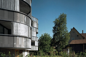 Neubau Mehrfamilienhaus Rondo, Oerlikon