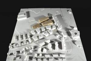 Modell des 2. Platzes von Johanna Meichsner