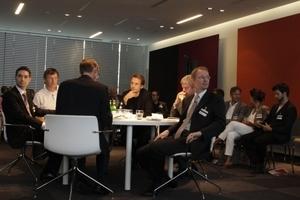 """Workshop """"Energies of Resources"""" mit u. a. Ludger Hovestadt (ETHZ), Andreas Klok Pedersen (BIG) oder Ulrich Hatzfeld, Leiter der Abteilung Stadtentwicklung im Bundesministerium für Verkehr, Bau und Stadtentwicklung"""