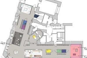 Erdgeschoss, M 1:250<br />